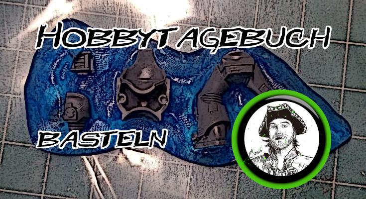 Hobbytagebuch Bluestuff