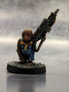 Sniper Ape (Judge Dredd)