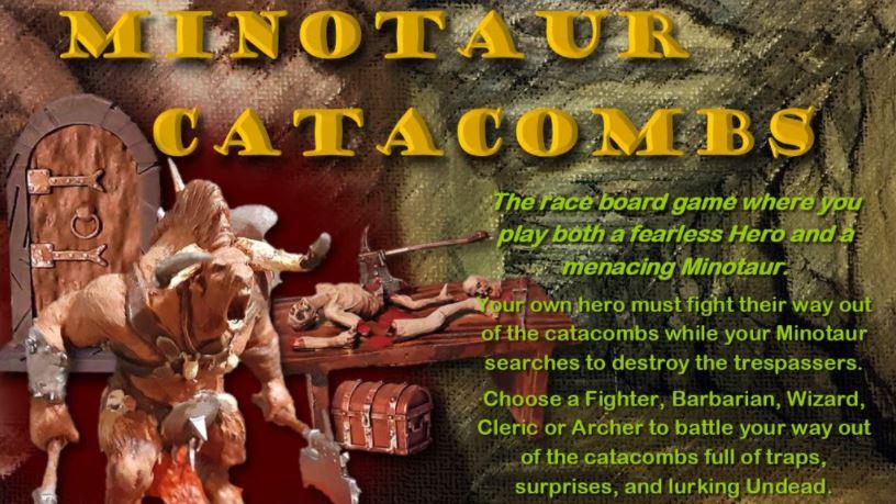 Minotaur Catacombs